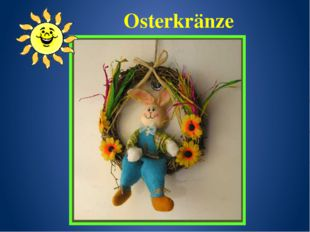 Osterkränze
