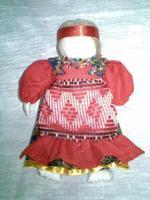 """Творческий проект """"Народная кукла"""""""