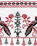 Церковная вышивка. дерево рода