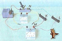 Описание: Описание: Физика 8. Лабораторная работа №6. Изучение параллельного соединения проводников