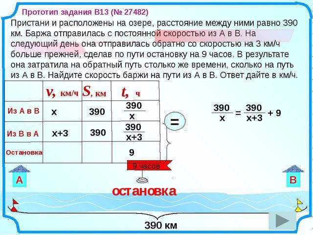 390 км Пристани и расположены на озере, расстояние между ними равно 390 км....