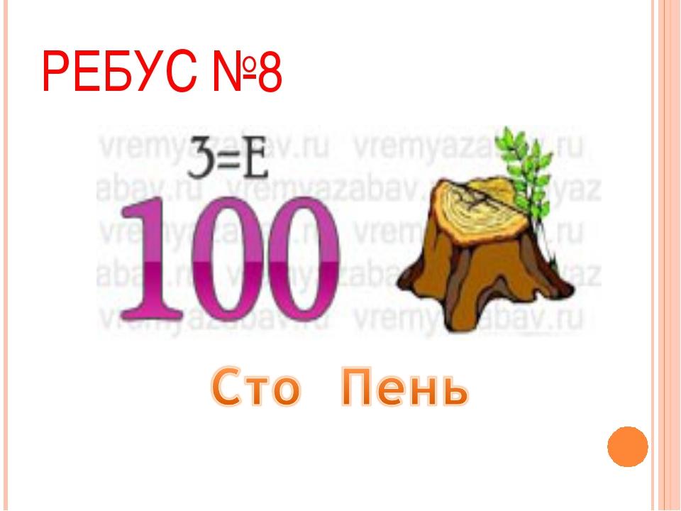РЕБУС №8