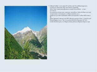 Северный Кавказ имеет также все предпосылки для развития туризма и альпинизм