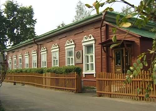 Alexander Pushkin museum in Torzhok   Торжок (Торжокский район)
