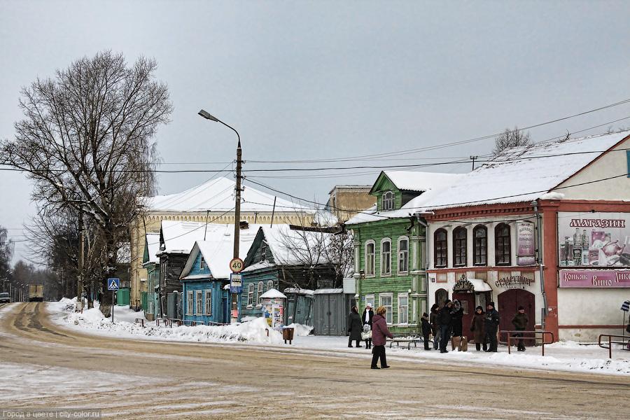 Торжок - город классической провинции! VeniVidi.ru