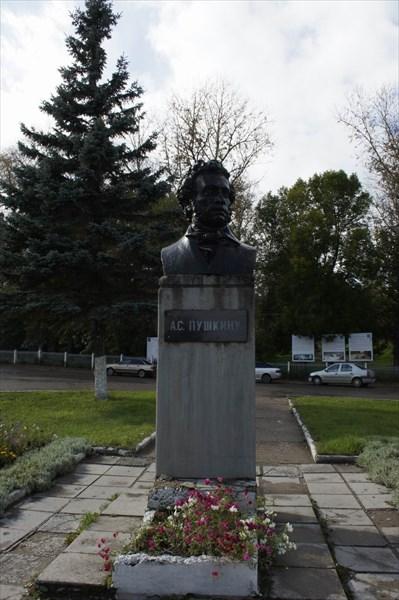 1 (54)Торжок памятник Пушкину - фото в альбоме Новый альбом