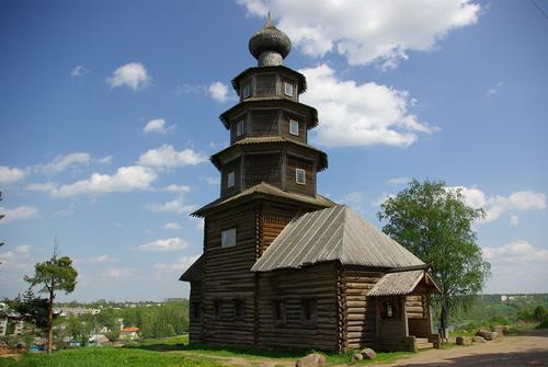 Chirch of Ascension / Церковь Вознесения   Торжок (Торжокский район)