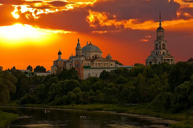 Фотография Торжок из раздела город 4743498 - фото.сайт - Photosight.ru