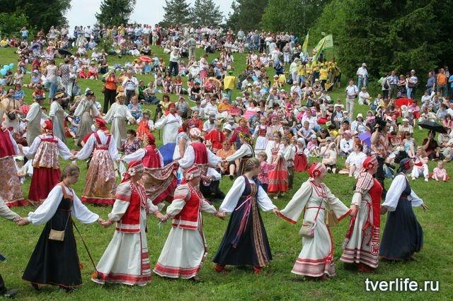 В Тверской области пройдут традиционные Троицкие гулянья Tverigrad.ru