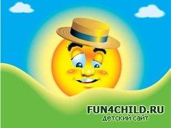 Сказка для детей The bun (Колобок) на английском языке
