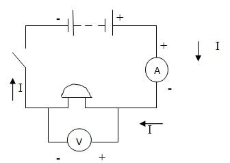 физика напряжение - Урок по физике в 8-м классе