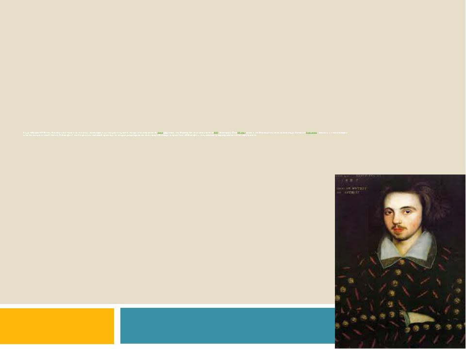 По другой версии XVIII века, Шекспир начал театральную карьеру, присматривая...