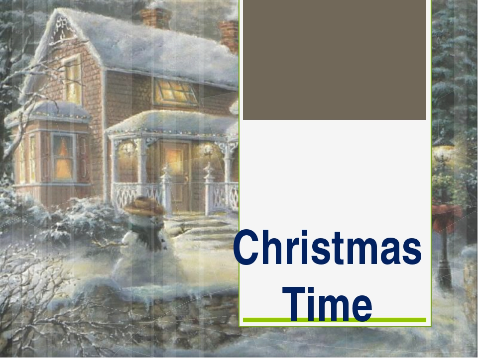 Christmas Time