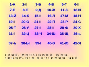 1 15 38 16 - 25 20 11 3 1 13 25 38 18 25 20 18, 3 39 16