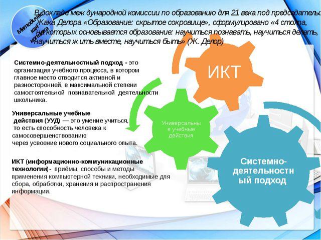 Методическая копилка ИКТ (информационно-коммуникационные технологии)- приёмы...