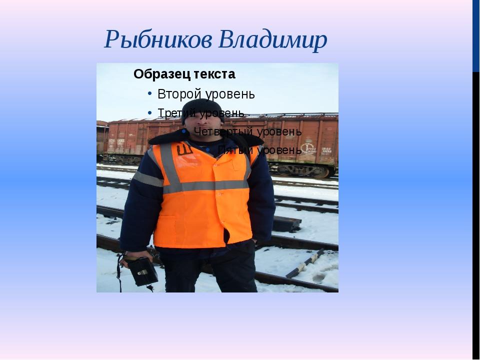 Рыбников Владимир