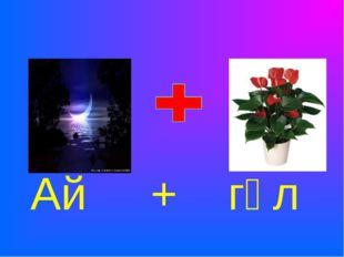 Ай + гөл