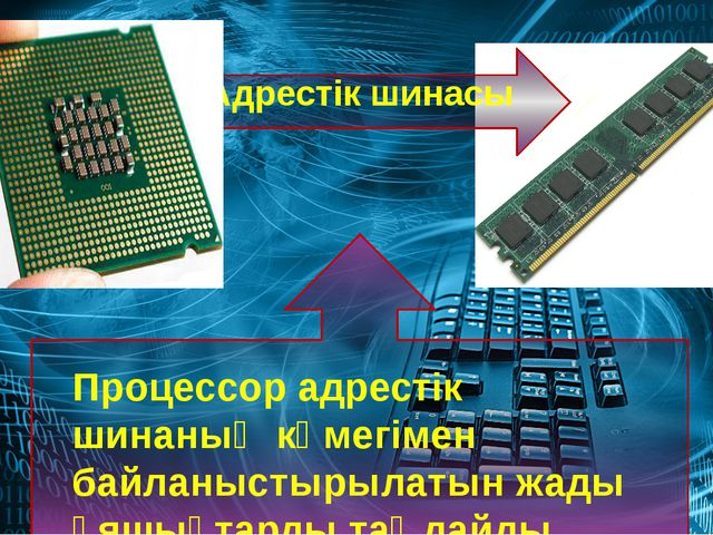 Компьютердің көпшілігі Джон фон Нейманның сәулеті негізінде және құрастырудың...