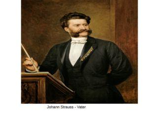 Johann Strauss - Vater