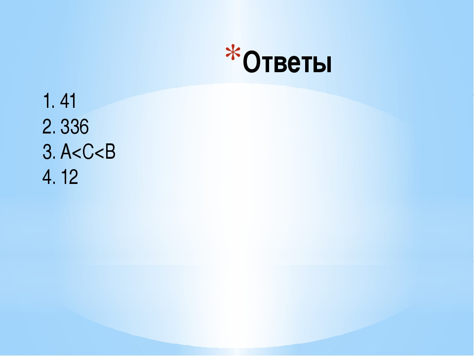 Ответы 41 336 A