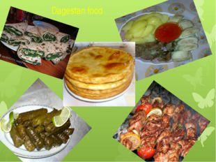 Dagestan food