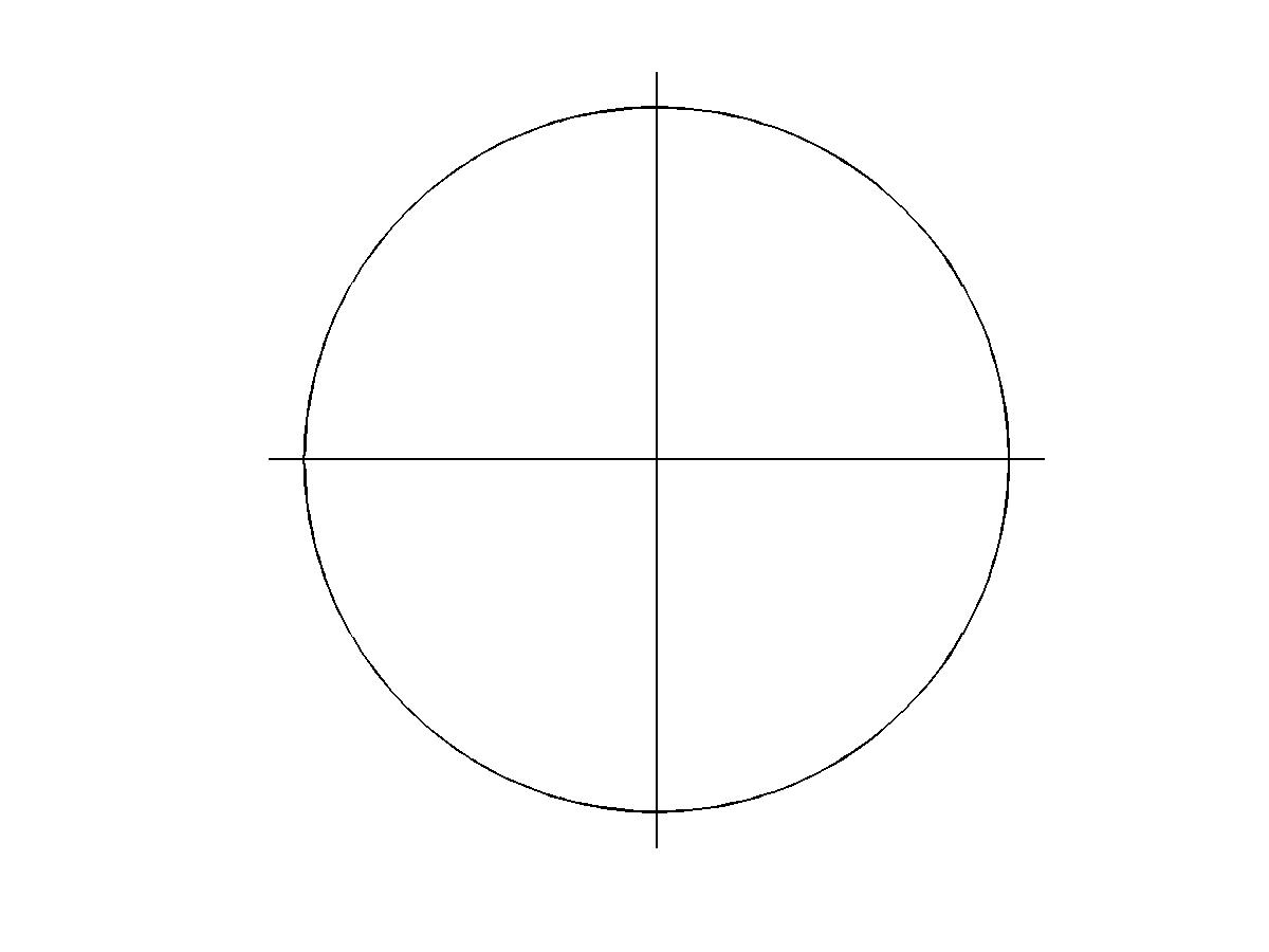 Как сделать круг в нём цифра 651