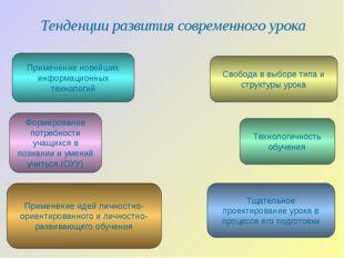 Применение новейших информационных технологий Свобода в выборе типа и структу
