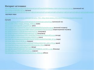Интернет источники: http://i12.photobucket.com/albums/a209/anhtrandq/Lien%20T