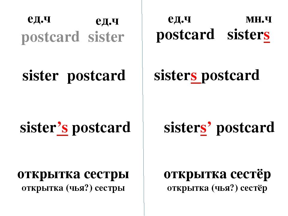 postcard sister sister postcard sister's postcard открытка сестры открытка (...