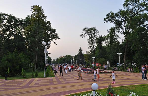 парк майкоп