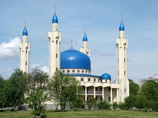 мечеть в майкопе