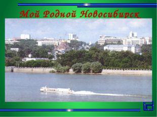Мой Родной Новосибирск
