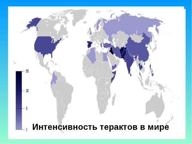 Международный терроризм специфическая форма терроризма, получившая значитель...