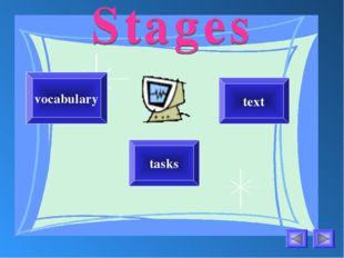 vocabulary tasks text