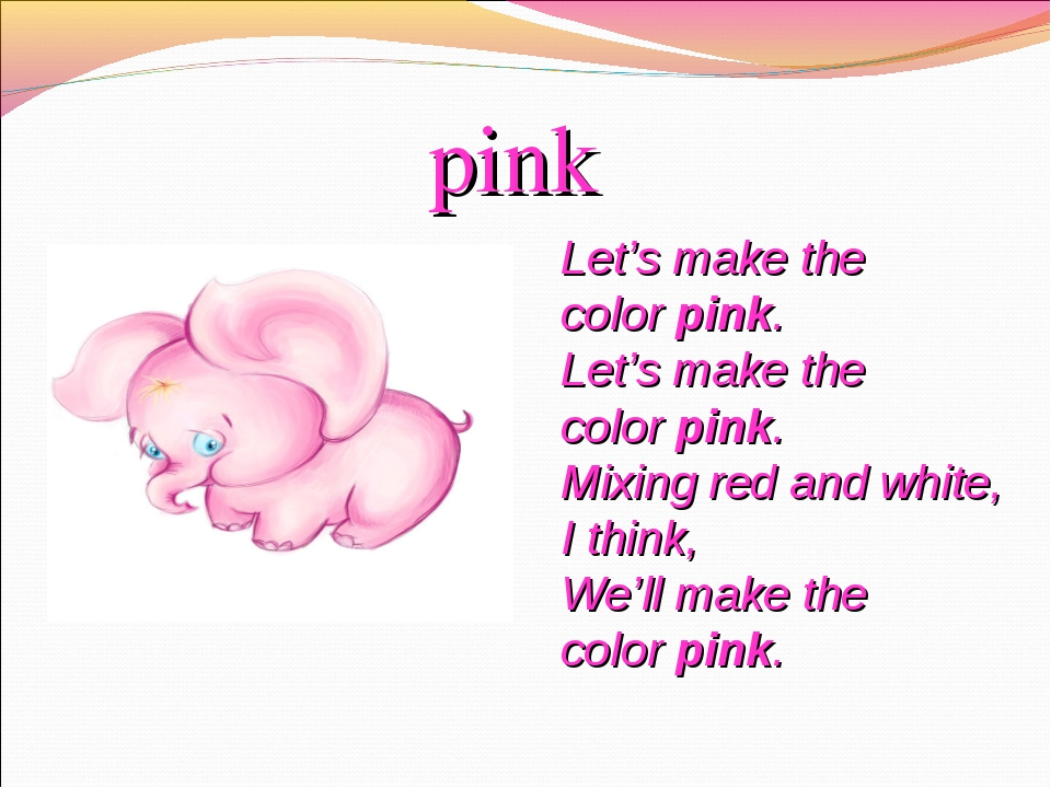 pink Let's make the colorpink. Let's make the colorpink. Mixing red and whi...