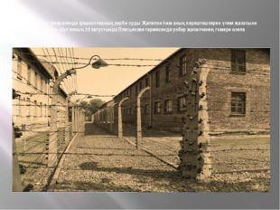 1944 елның февралендә фашистларның хәрби суды Җәлилне Һәм аның көрәштәшләрен