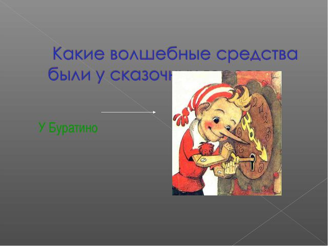 "У Буратино Мотырева Ирина Фёдоровна МОУ ""СОШ №15"" Краснотурьинск"