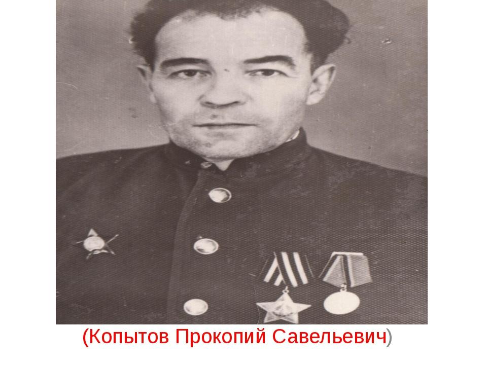 Двумя боевыми орденами был награжден житель д. Сулай Назовите его фамилию имя...