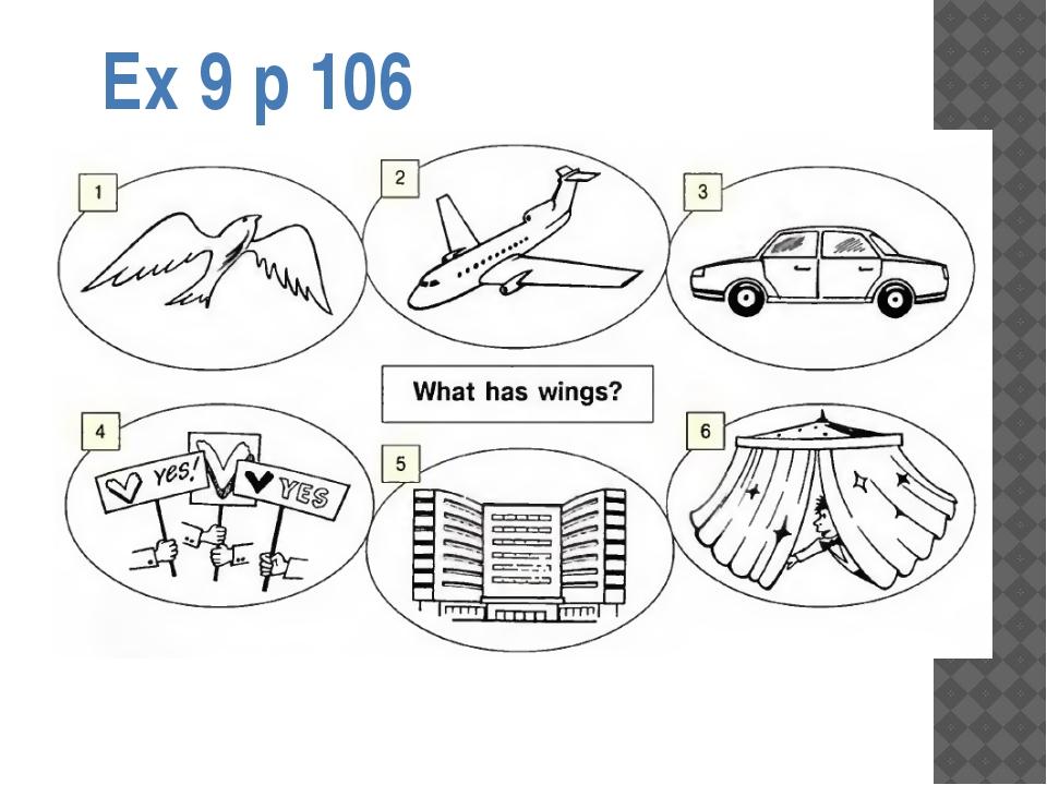 Ex 9 p 106