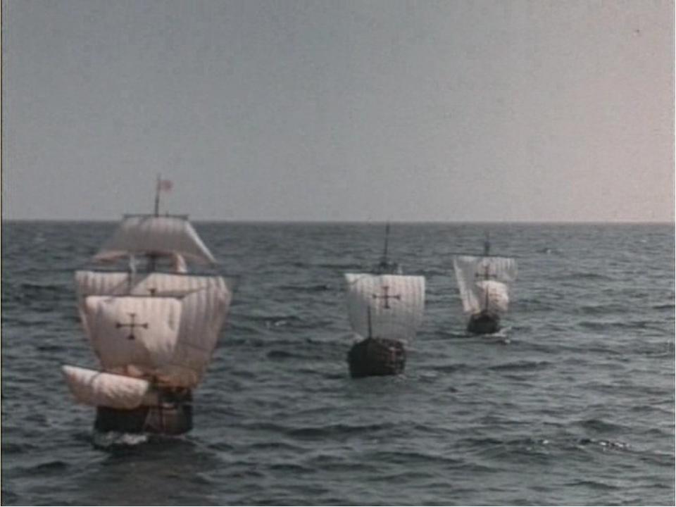 Начало экспедиции Подготовка заняла три месяца. 3 августа 1492 года флотилия...