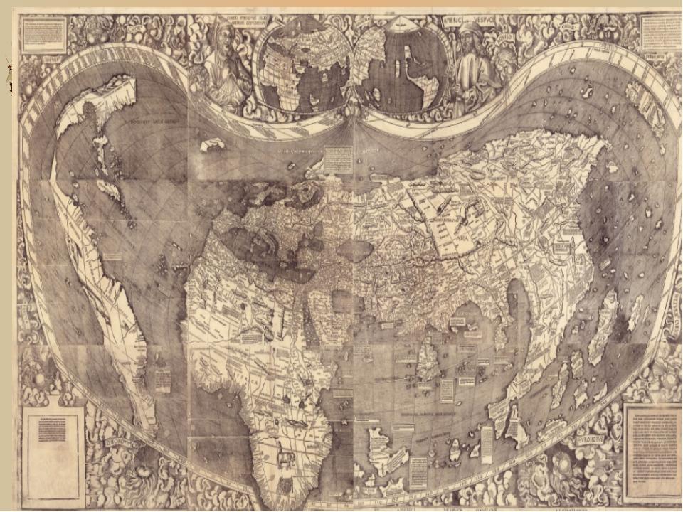 Новый свет До конца своей жизни (1506) Колумб был уверен, что земли им открыт...