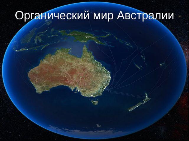 Органический мир Австралии