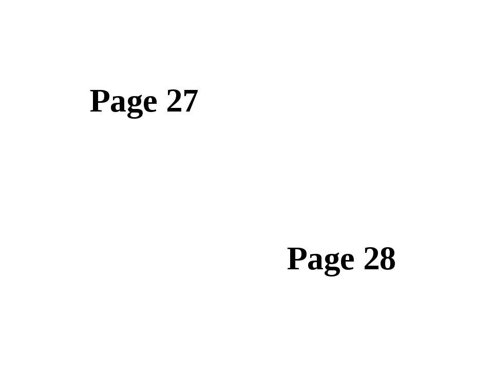 Page 27 Page 28
