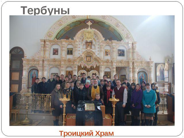 Тербуны Троицкий Храм
