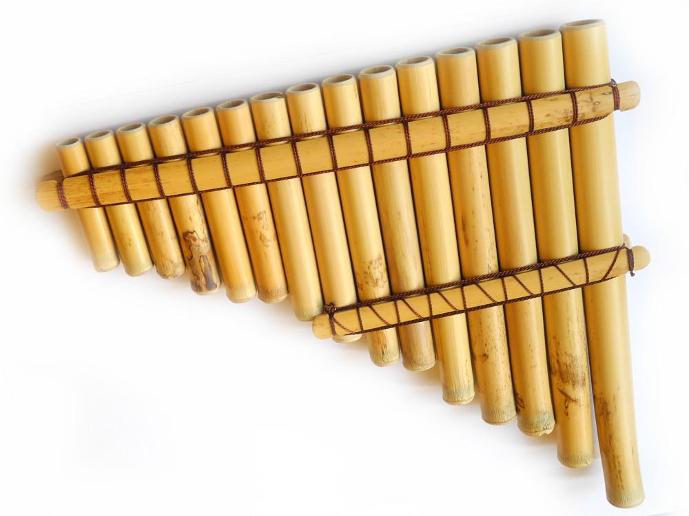 Музыкальные инструменты из бамбука своими руками 16