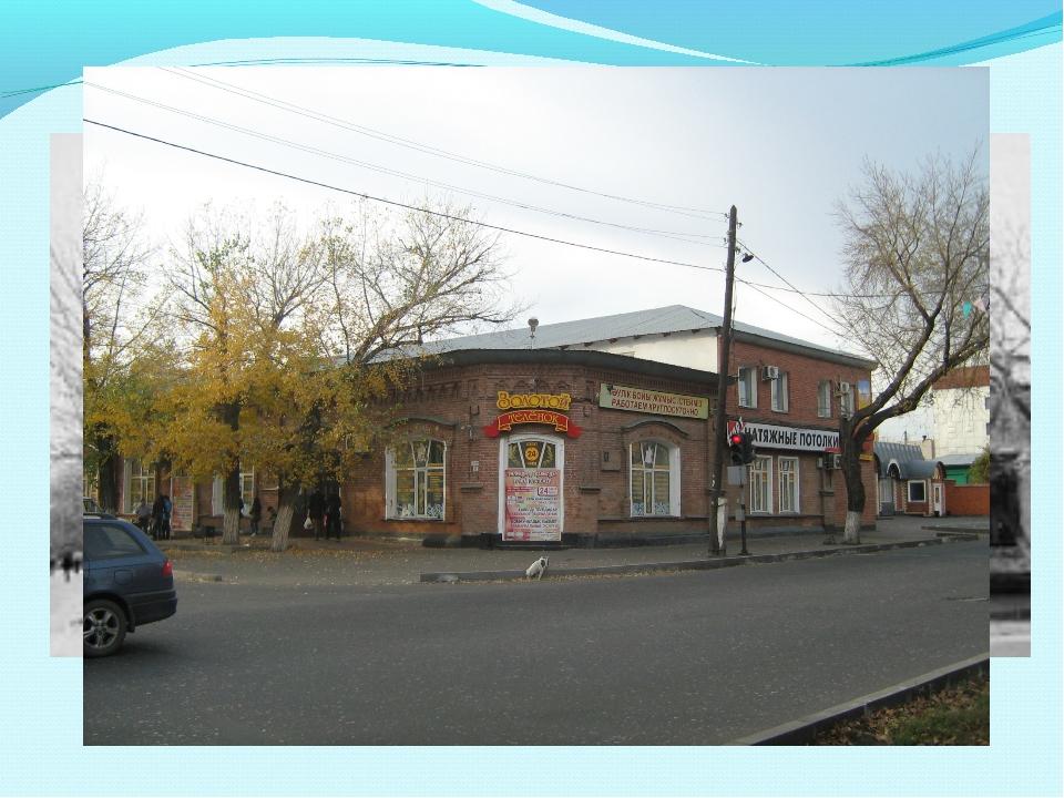 В начале ХХ века в этом здании располагался электротеатр «Фурор», а что сейча...