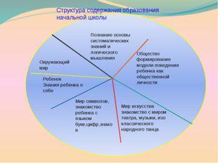 Ребенок Знания ребенка о себе Окружающий мир Познание основы систематических