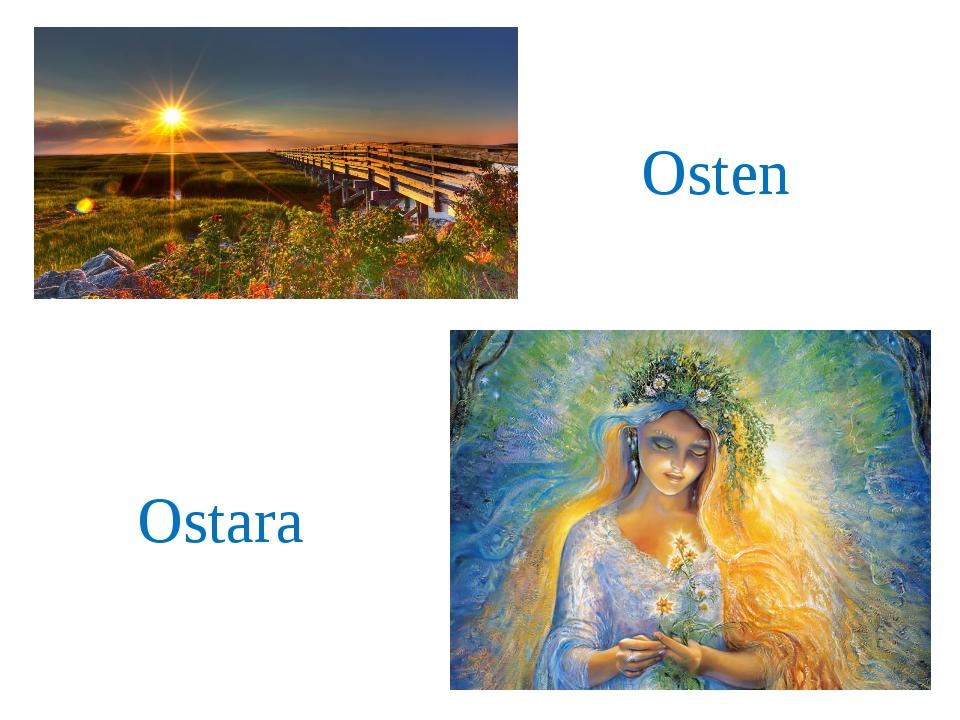 Osten Ostara