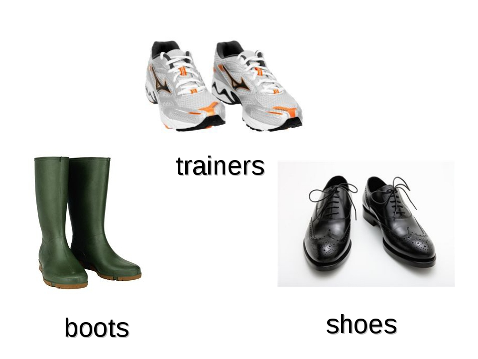 trainers boots shoes