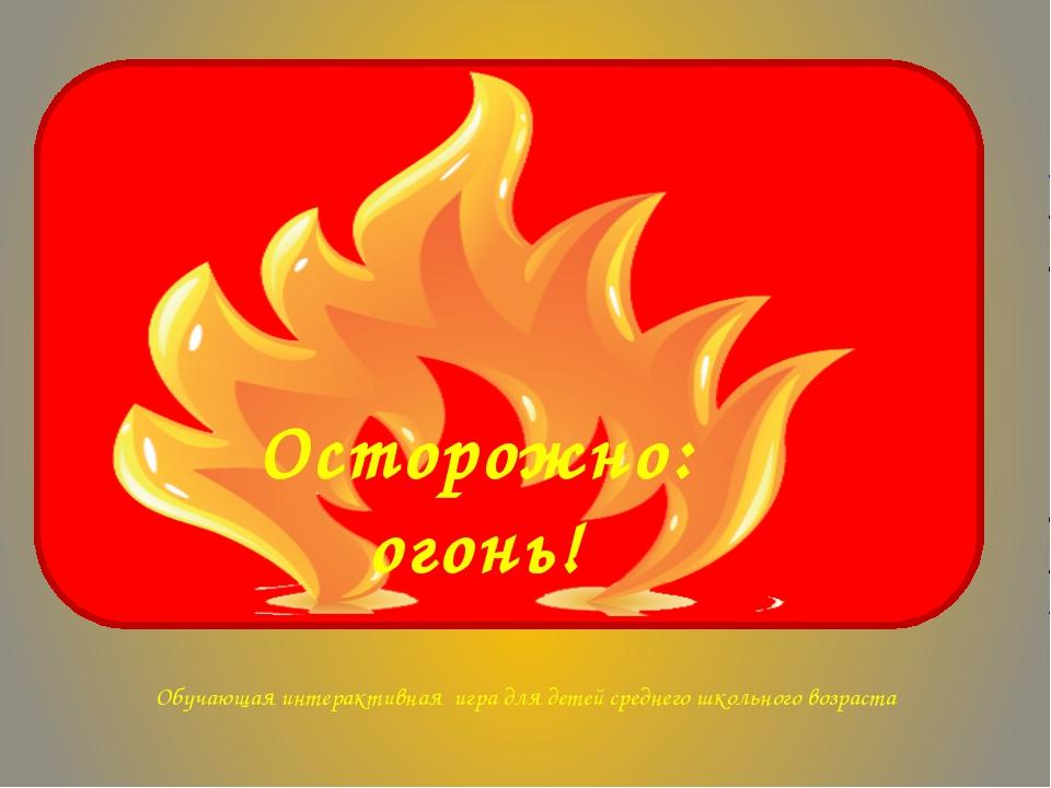 баннер в картинках об осторожности от огня оттенок фауне